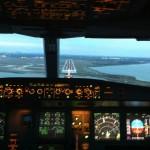 approach towards JFK airport